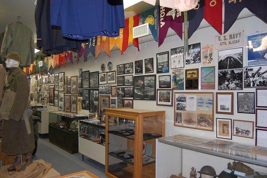 Kure Beach, Carolina del Norte: Museum Displays