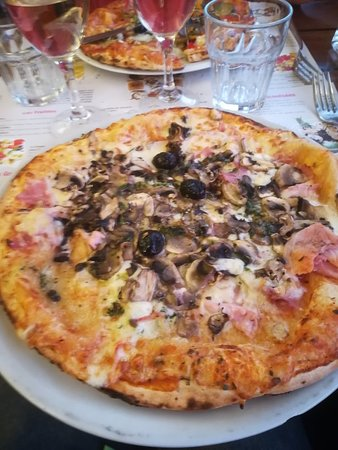 La Pizza du PIZZAIOLE !