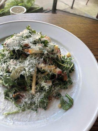 Home 231: Parsnip Salad