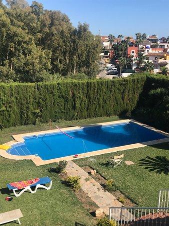 Benamara, Spain: Large Pool