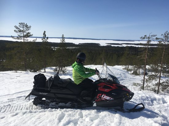 Kalix, Swedia: Winter tours