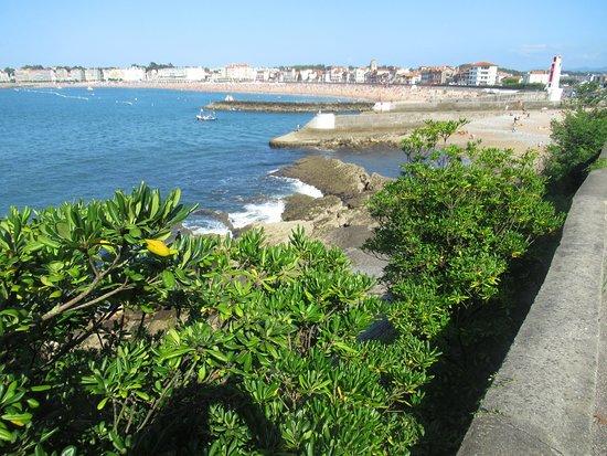 Socoa Beach