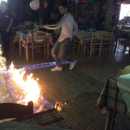 Traditional taverna