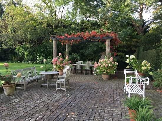 East Hoathly, UK: Patio