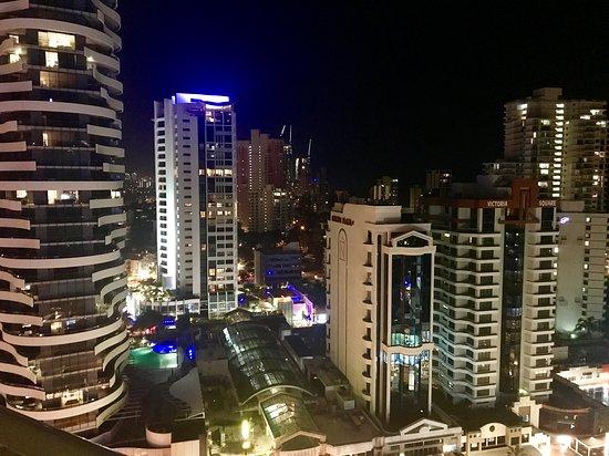Window View - Sofitel Gold Coast Broadbeach Photo