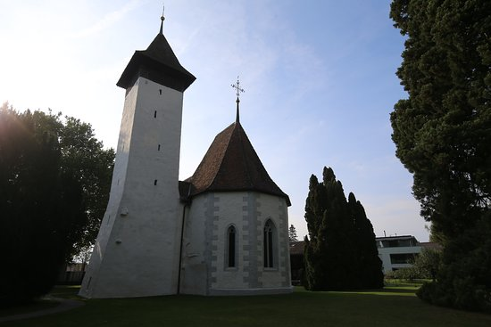 Kirche Scherzligen