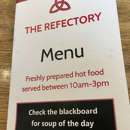 The Refectory Cafe Picture