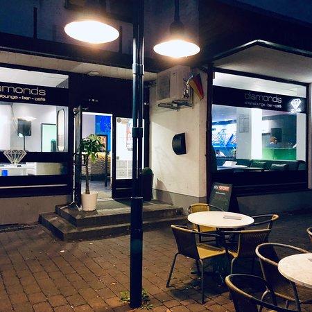 Hockenheim, Nemecko: Diamonds Shisha Lounge