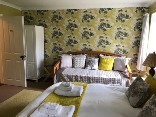 """Ardvasar, UK: The """"Family Suite"""" is very spacious"""