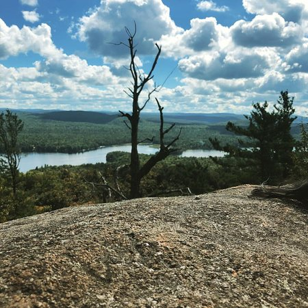 Fun hiking place