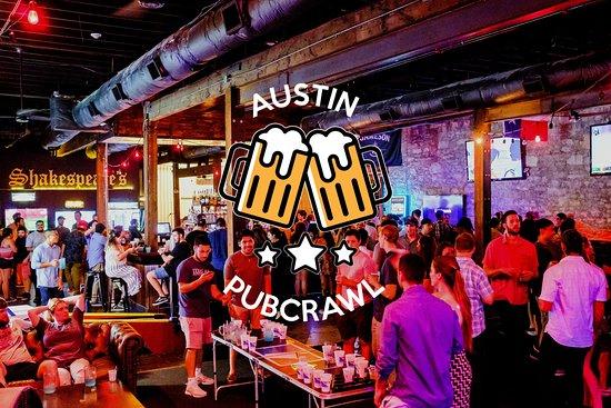 Austin Pub Crawl