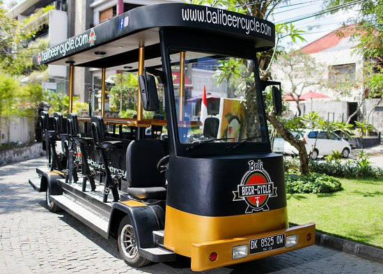 Bali Beer Cycle