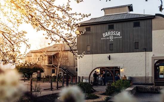 The Distillery - Barossa Distilling Company