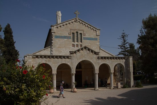 Benedictine monastery in Abu Ghosh