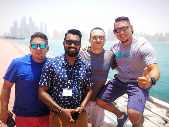 Explore Dubai with Jose Gomez ( private tour)