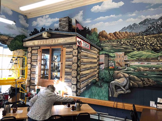 Forsyth, MT: The artist is working on this end as well.