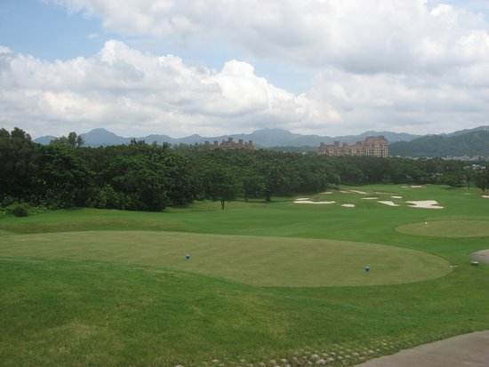 Zhongshan, China: Golf Course---Jack Nicholas Course