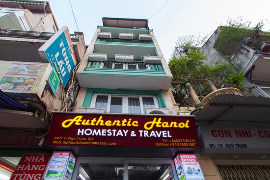 Authentic Hanoi Homestay & Travel