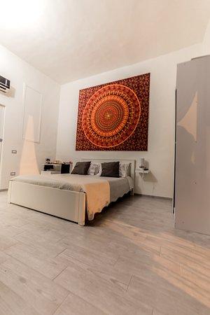 Province of Salerno, Ιταλία: Deluxe quadruple room