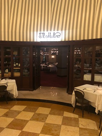 Il Mulino New York: Dinner with the guys
