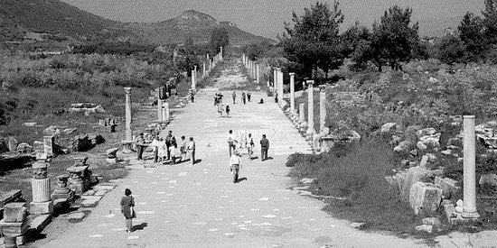 Pasargad, อิหร่าน: Royal Road