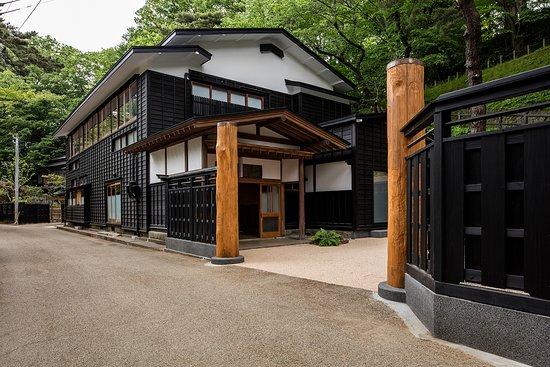 อาคิตะ , ญี่ปุ่น: 外観1