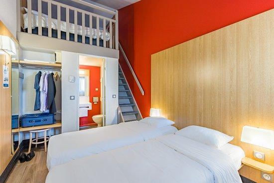 b b hotel tours sud jou l s tours france voir les tarifs et 61 avis. Black Bedroom Furniture Sets. Home Design Ideas
