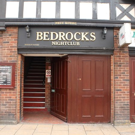 Berwick-upon-Tweed, UK: Bedrocks
