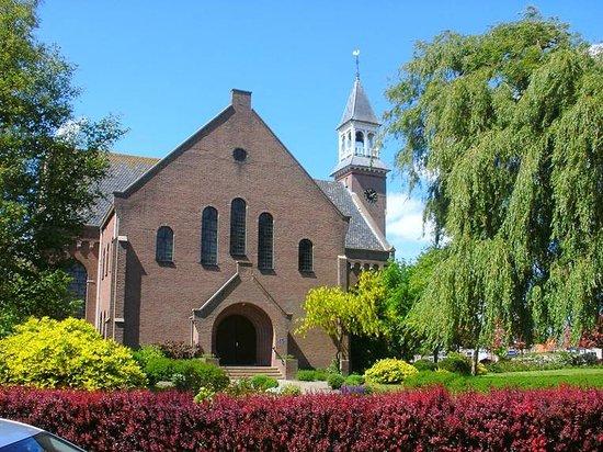 Sint Annaland, Hollanda: Kerk Sint-Annaland