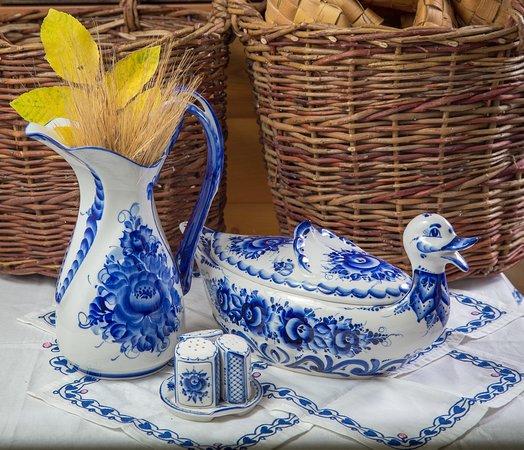 Vologda Souvenirs Trade House