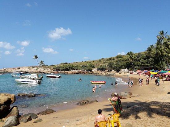 Praia de Calhetas Photo