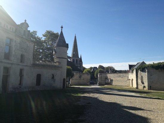 Septmonts, Frankreich: Mooie plek