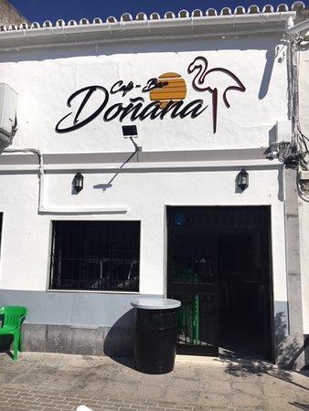 Villamanrique de la Condesa, Spain: Nueva imagen del emblematico Bar Doñana en Villamanrique