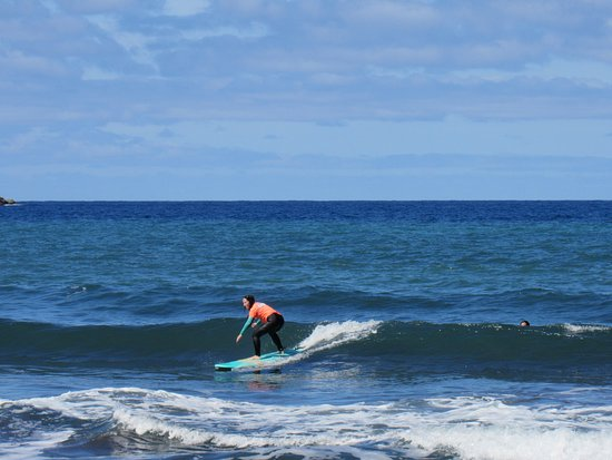 Madeira New Wave: Surf Lesson