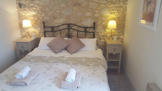 Razac-d'Eymet, Francja: Le Poulailler - Master Bedroom