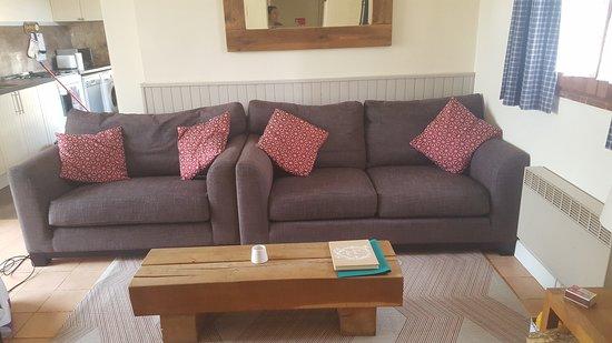 Razac-d'Eymet, Francja: Le Poulailler - Living Room