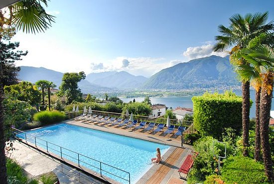 San Nazzaro, Suisse : 2ter Pool