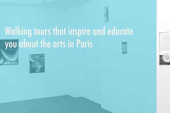 Paris Art Walks