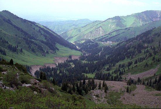 Devil's Gorge