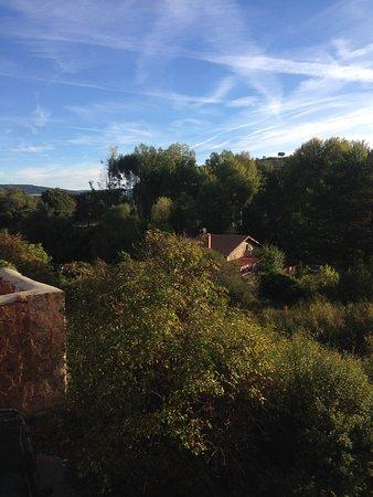 Herreros, Hiszpania: Vistas desde la habitación