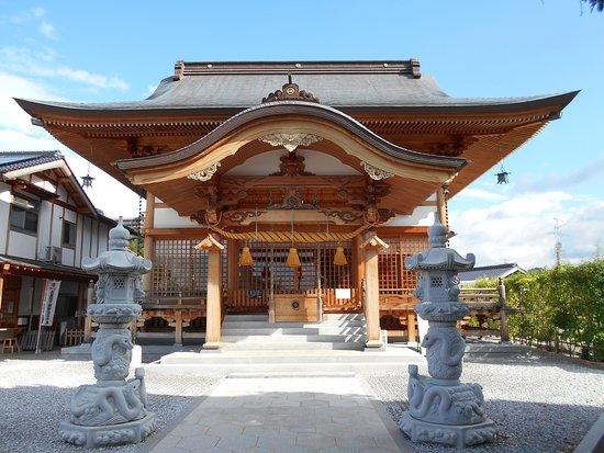 Iwakuni Shirohebi Shrine