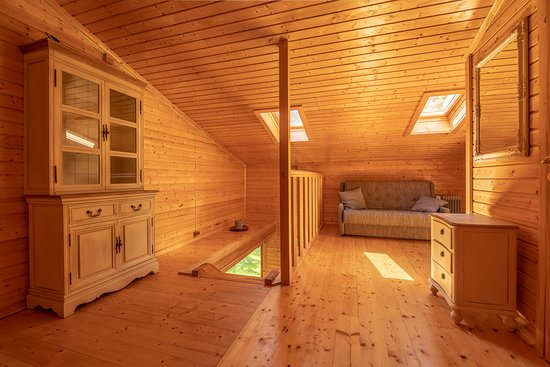Bernati, Łotwa: Guest house bedroom
