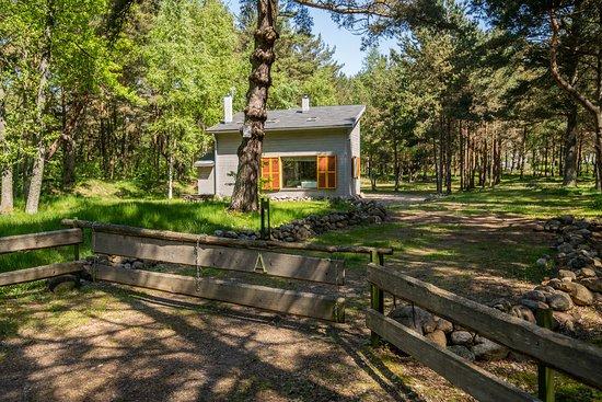 Bernati, Łotwa: Guest house