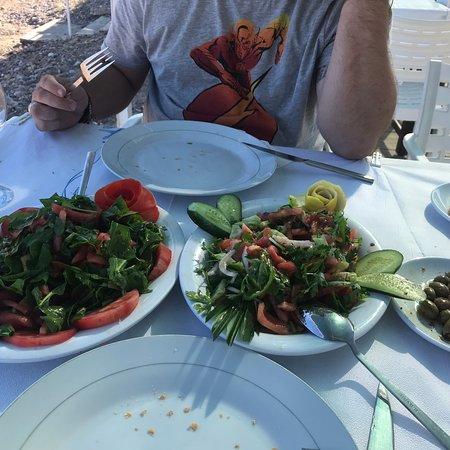 Buyukeceli, ตุรกี: Balıkcı Apo Ece Restoran