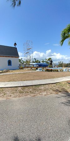 Juana Diaz, Puerto Rico: Another view of the chapel