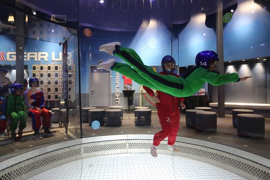 ‪iFLY Indoor Skydiving - Oklahoma City‬