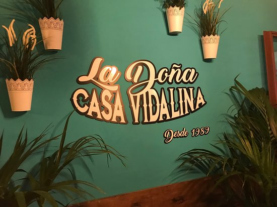 """imagen Casa Vidalina, """"La Doña"""" en Santa Úrsula"""
