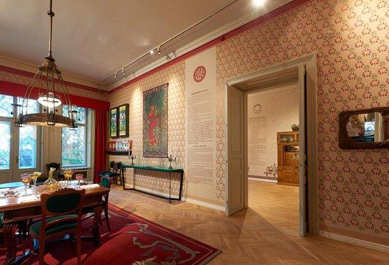 Rath Gyorgy Museum Art Nouveau Dining Room