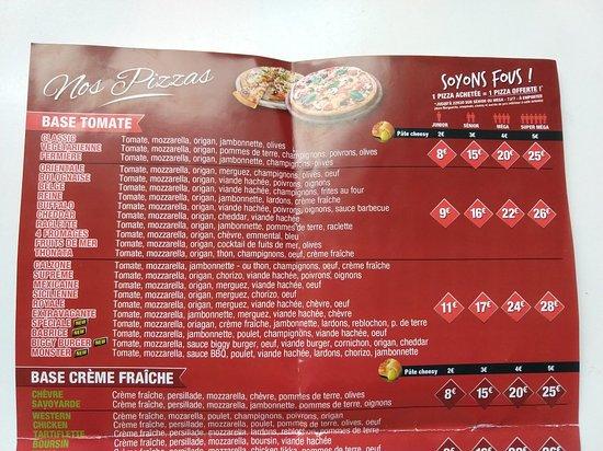 Pizza Land Argences Restaurant Reviews Photos Phone