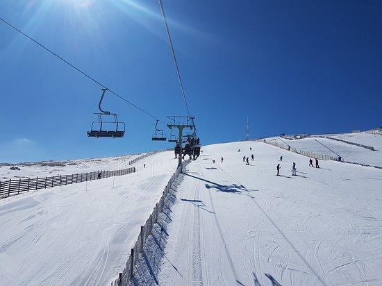 Estacion de Esqui Javalambre